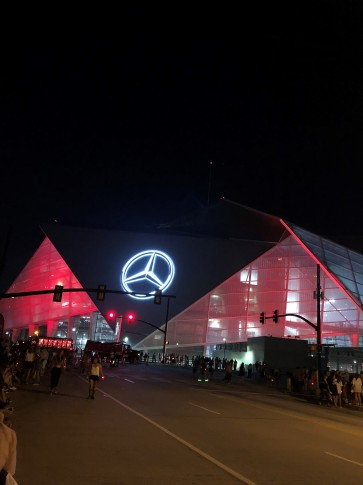 Mercedes-Benz Stadium 8