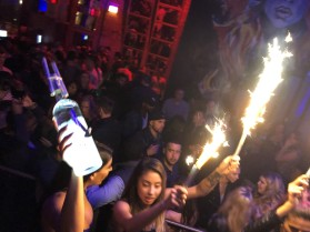 Joy District Bottle Service